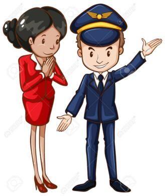 【涨姿势】飞机起飞前机长和空姐在忙什么?