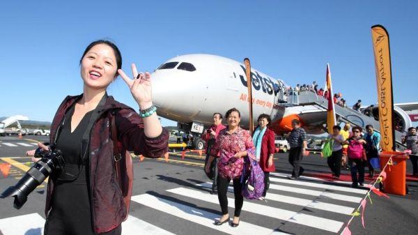捷星武汉至黄金海岸直航包机将于十一停航