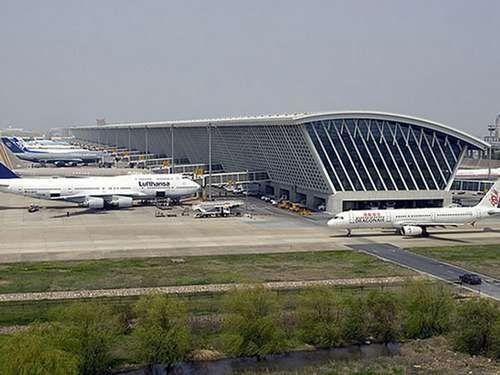 华航浦东国际航班柜台关闭时间提前至起飞前50分钟