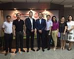 直播丨国泰航空高管团队到访一起飞 共商海天联航服务