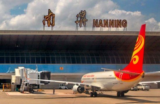 南宁机场实现东盟国家全通达 争取72h过境免签